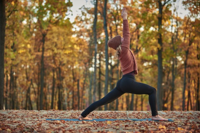 Hogyan csökkentik a jóga ászanák a stresszt?