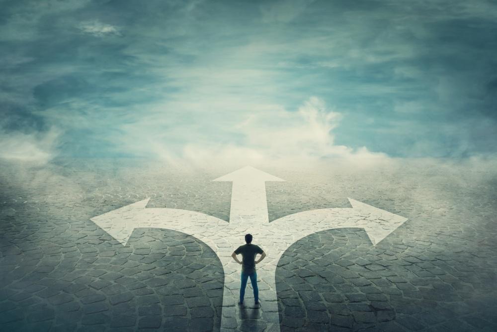 A döntési helyzetek száma növeli a szorongást